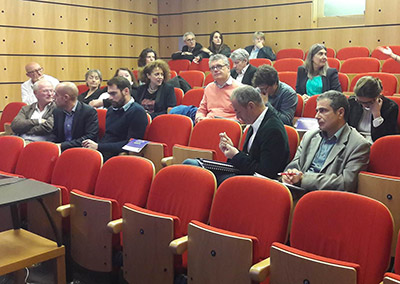 First meeting of the scientific committee and the stakeholders committee (COSCI-COSTA)
